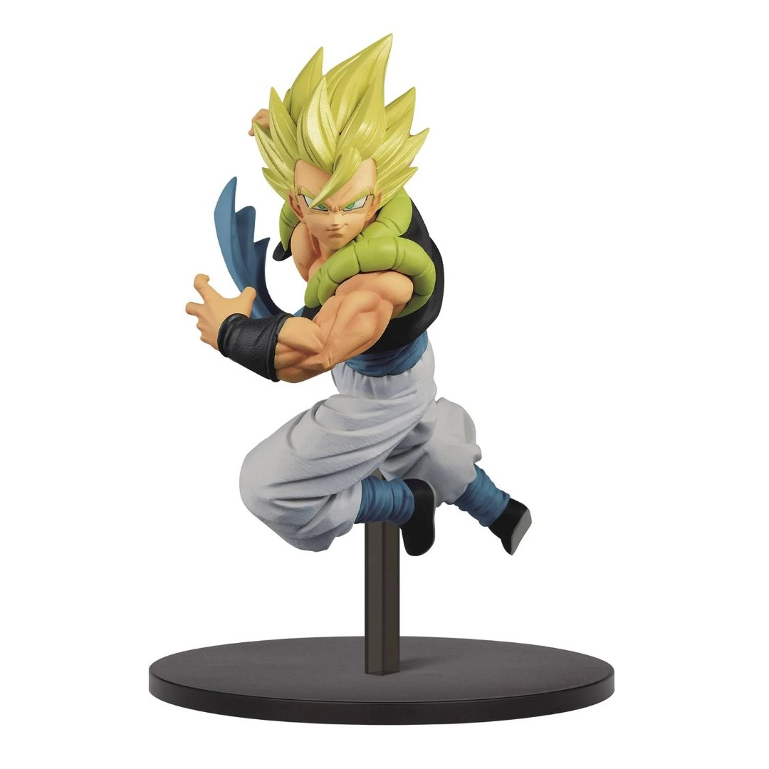 Dragon Ball Super Super Saiyan Gogeta Chosenshi Retsuden Vol.8 Statue by Banpresto