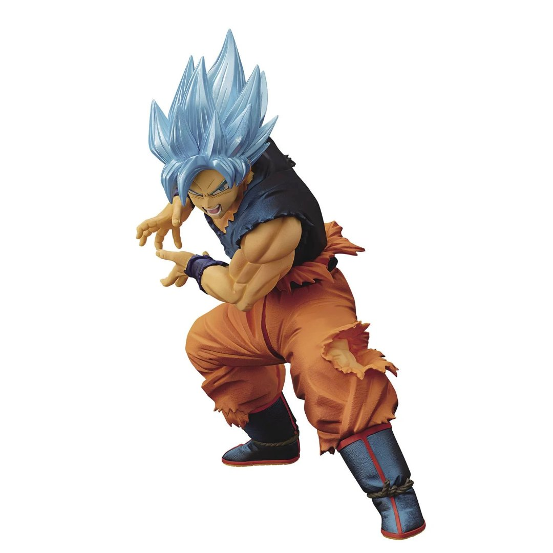 Dragon Ball The Son Goku II Super Maximatic Statue by Banpresto