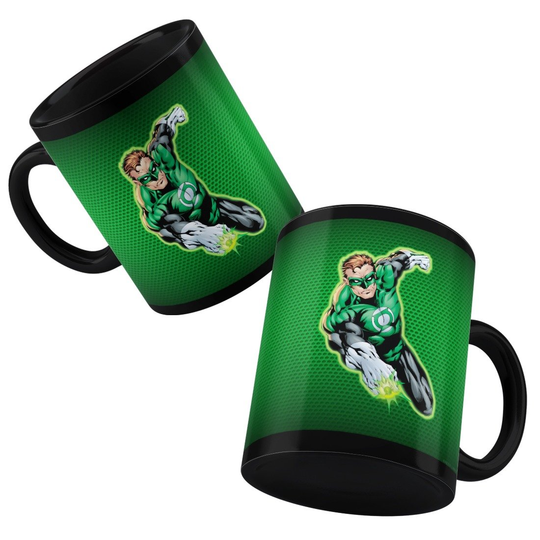 DC Comics Green Lantern Mug -Happy Giftmart - India - www.superherotoystore.com