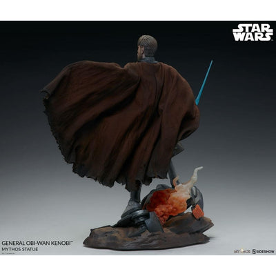 Star Wars General Obi-Wan Kenobi Mythos Statue by Sideshow Collectibles -Sideshow Collectibles - India - www.superherotoystore.com