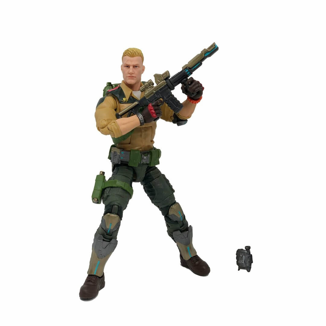 GI Joe Classified Series Duke Action Figure by Hasbro -Hasbro - India - www.superherotoystore.com