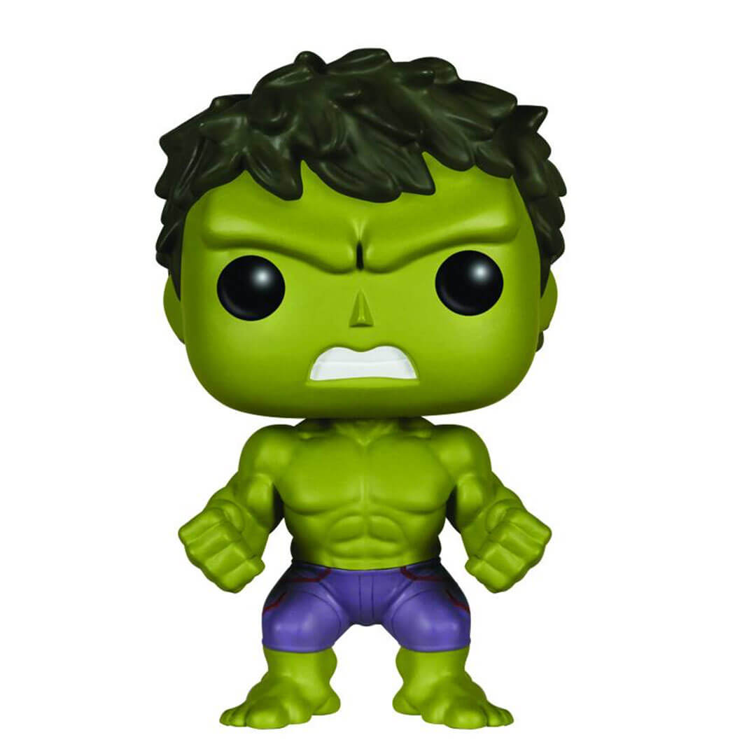 Avengers Age of Ultron Hulk Pop! Vinyl Figure by Funko -Funko - India - www.superherotoystore.com