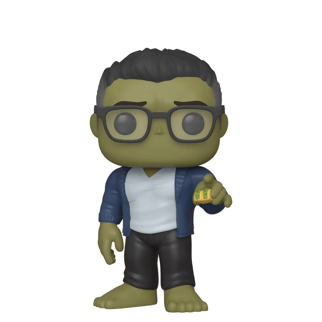 Avengers Endgame Hulk with Taco Vinyl Bobble-Head by Funko