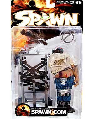 Spawn Classic series 17 Clown III-McFarlane Toys- www.superherotoystore.com-Action Figure
