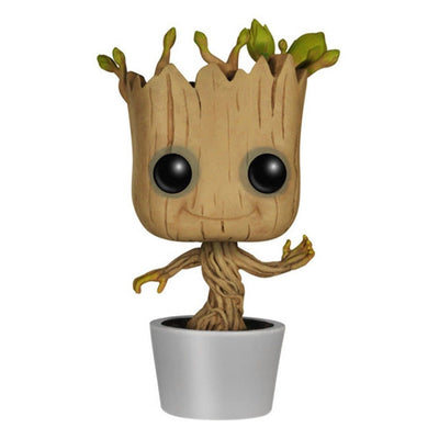 Gaurdians of the Galaxy: Dancing Groot Pop! by Funko -Funko - India - www.superherotoystore.com