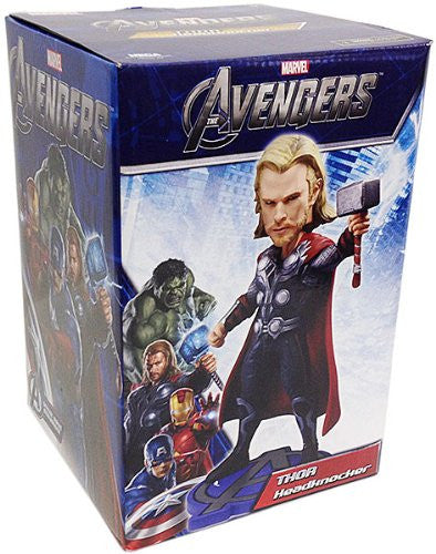 The Avengers The Movie Headknocker - Thor.-NECA- www.superherotoystore.com-Bobble Heads - 2