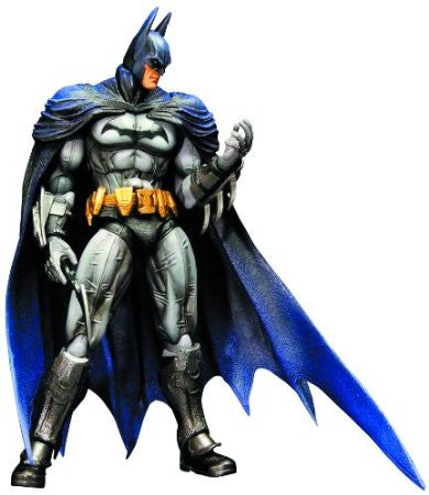 Arkham City Batman Play Arts Kai Figure by Square Enix (Refurbished) -Square Enix - India - www.superherotoystore.com