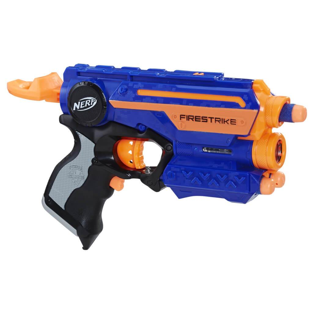 Nerf N-Strike Elite Firestrike by Hasbro -Hasbro - India - www.superherotoystore.com