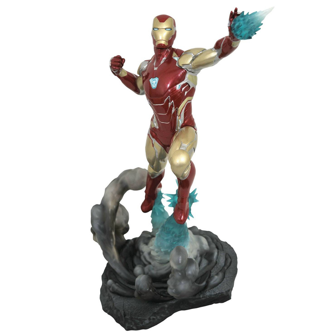 Avengers Endgame Iron Man Mark 85 Marvel Gallery Statue by Diamond Select Toys