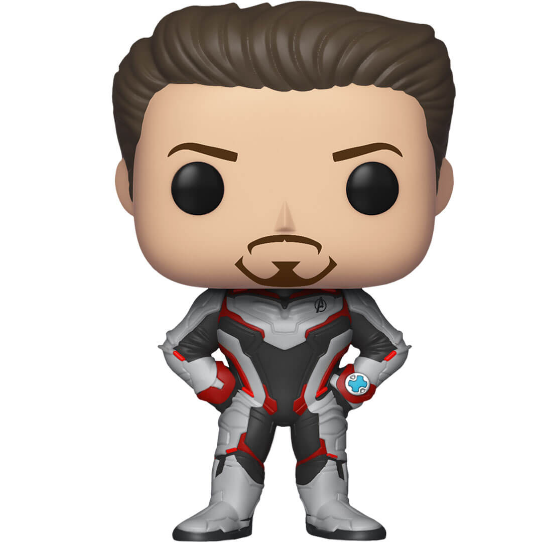 Avengers Endgame Tony Stark (Team Suit) Vinyl Bobble-Head by Funko -Funko - India - www.superherotoystore.com