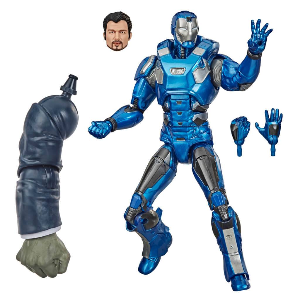 Avengers Gameverse Atmosphere Armor Iron Man Marvel Legends Figure by Hasbro -Hasbro - India - www.superherotoystore.com