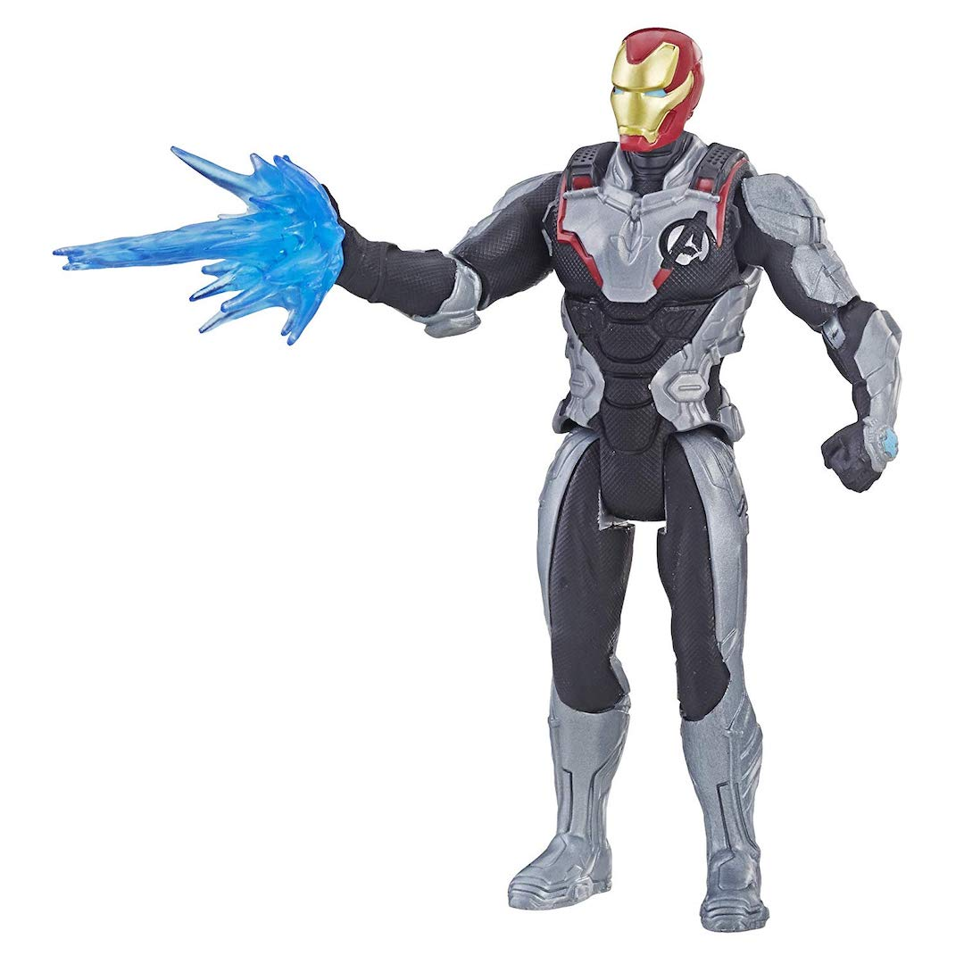 Avengers Endgame 6-inch Suit Up Iron Man Figure by Hasbro