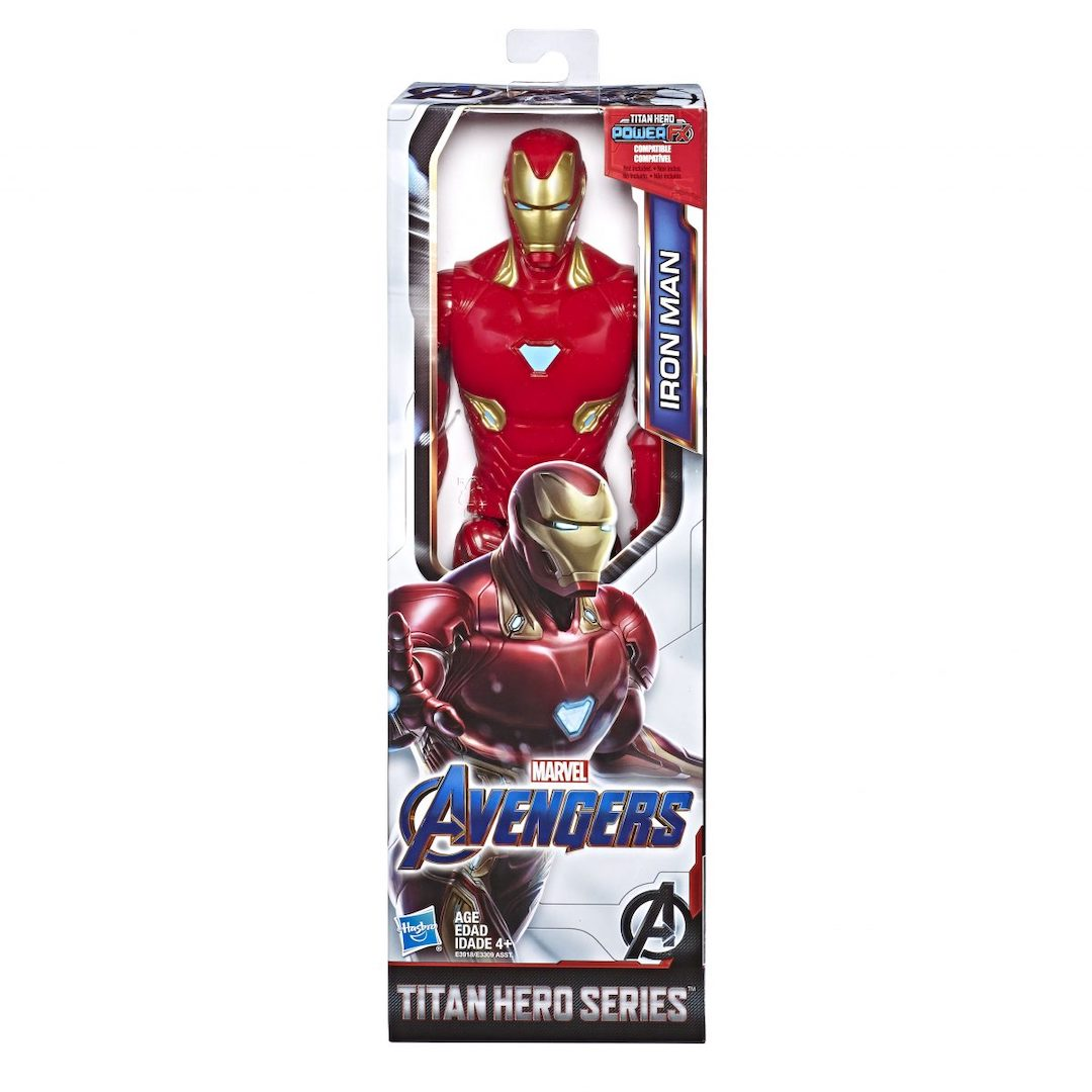 Avengers Endgame Iron Man 12-Inch Figure by Hasbro