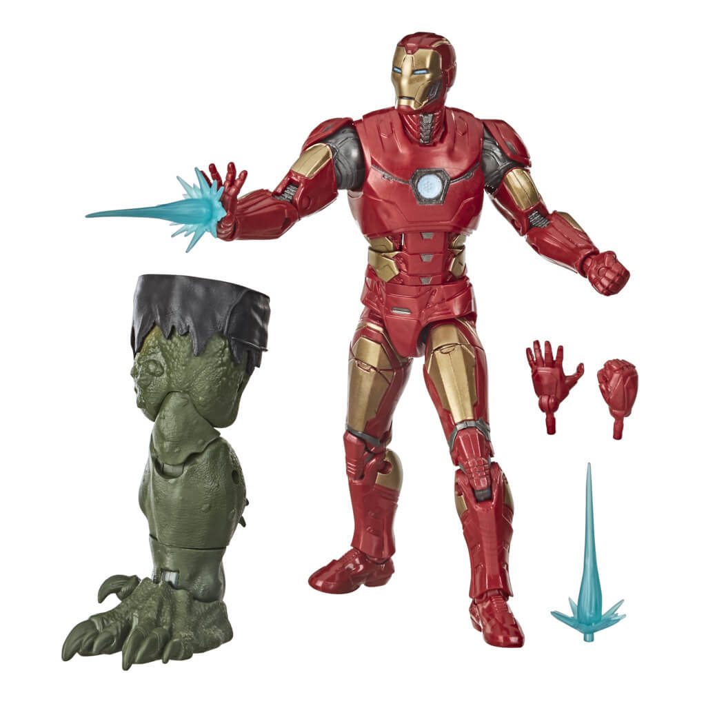 Gameverse (Abomination BAF) Iron Man Marvel Legends Figure by Hasbro -Hasbro - India - www.superherotoystore.com