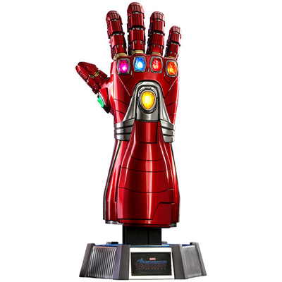 Avengers Endgame Nano Gauntlet Life Size Collectible Figure by Hot Toys -Hot Toys - India - www.superherotoystore.com