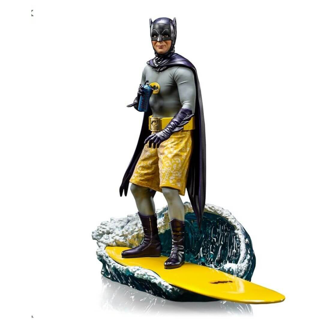Batman 1966 TV Series Batman 1:10th Scale Statue by Iron Studios -Iron Studios - India - www.superherotoystore.com