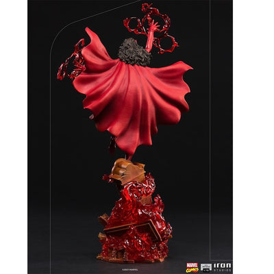 Marvel Comics Scarlet Witch 1/10th Scale Statue by Iron Studios