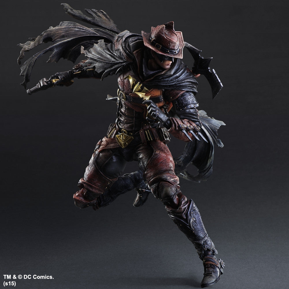 DC Comics Variant Wild West Batman-Square Enix- www.superherotoystore.com-Action Figure - 2