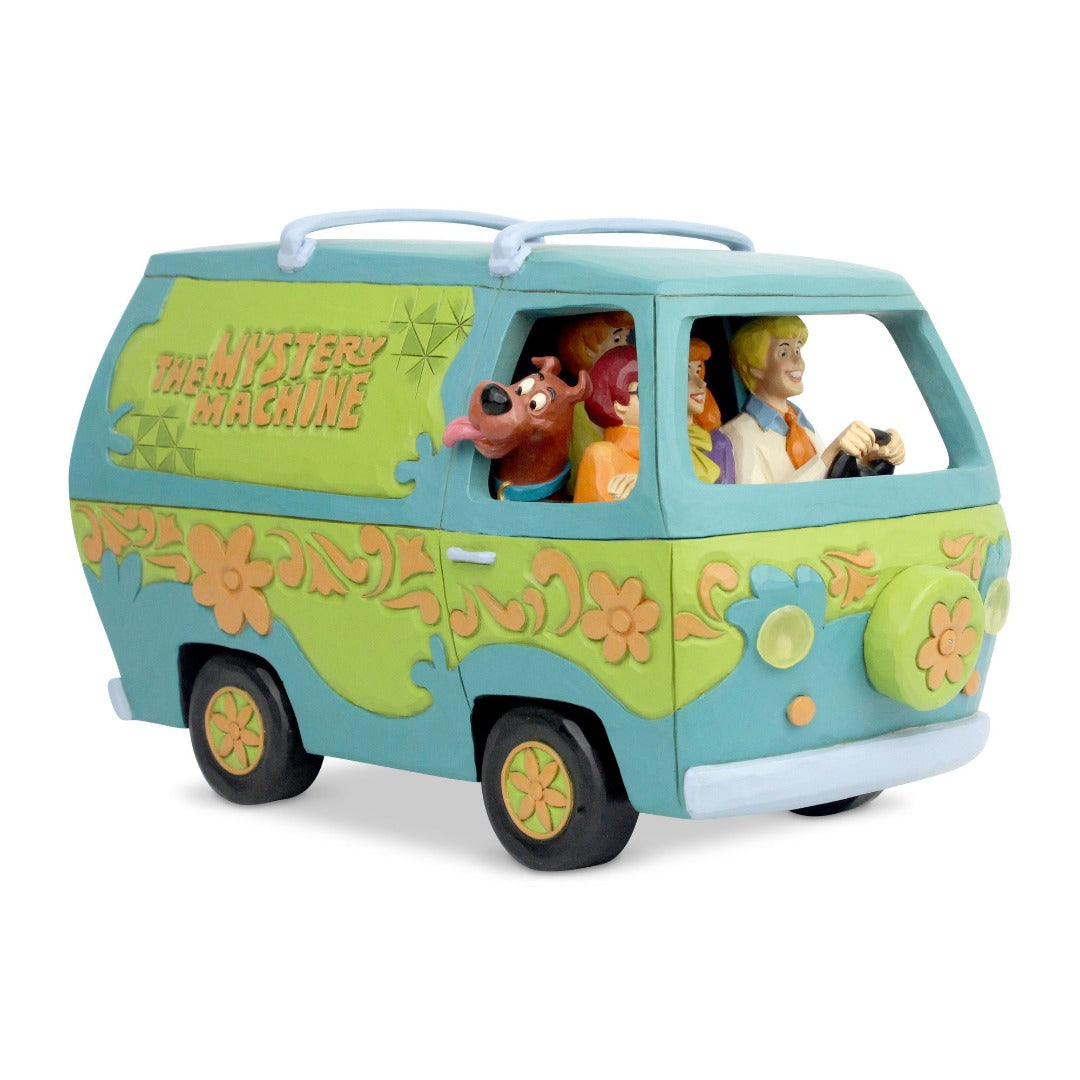 Scooby Doo Mystery Machine Figure by Enesco -Enesco - India - www.superherotoystore.com