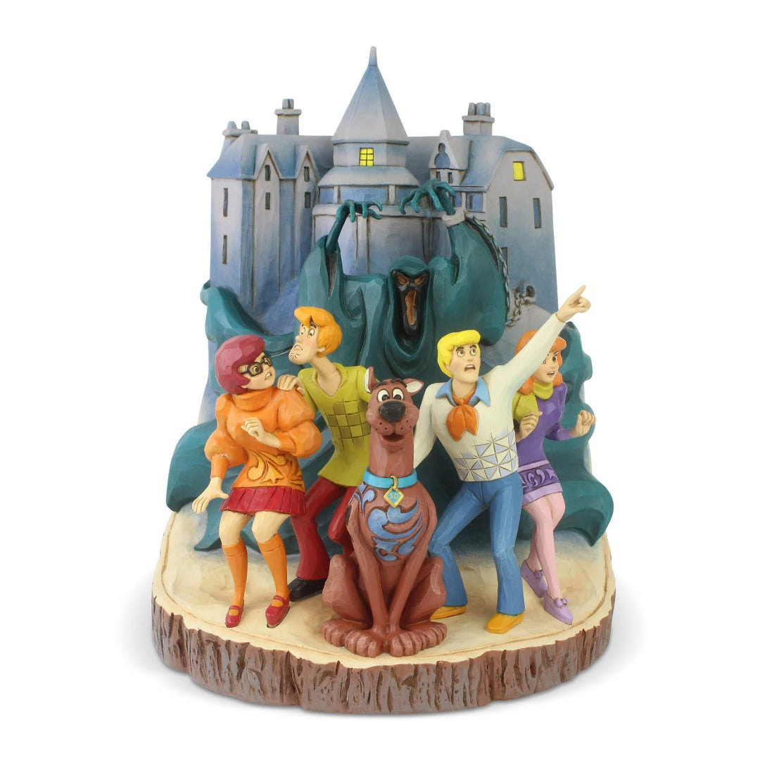 Scooby-Doo Carved by Heart Figure by Enesco -Enesco - India - www.superherotoystore.com