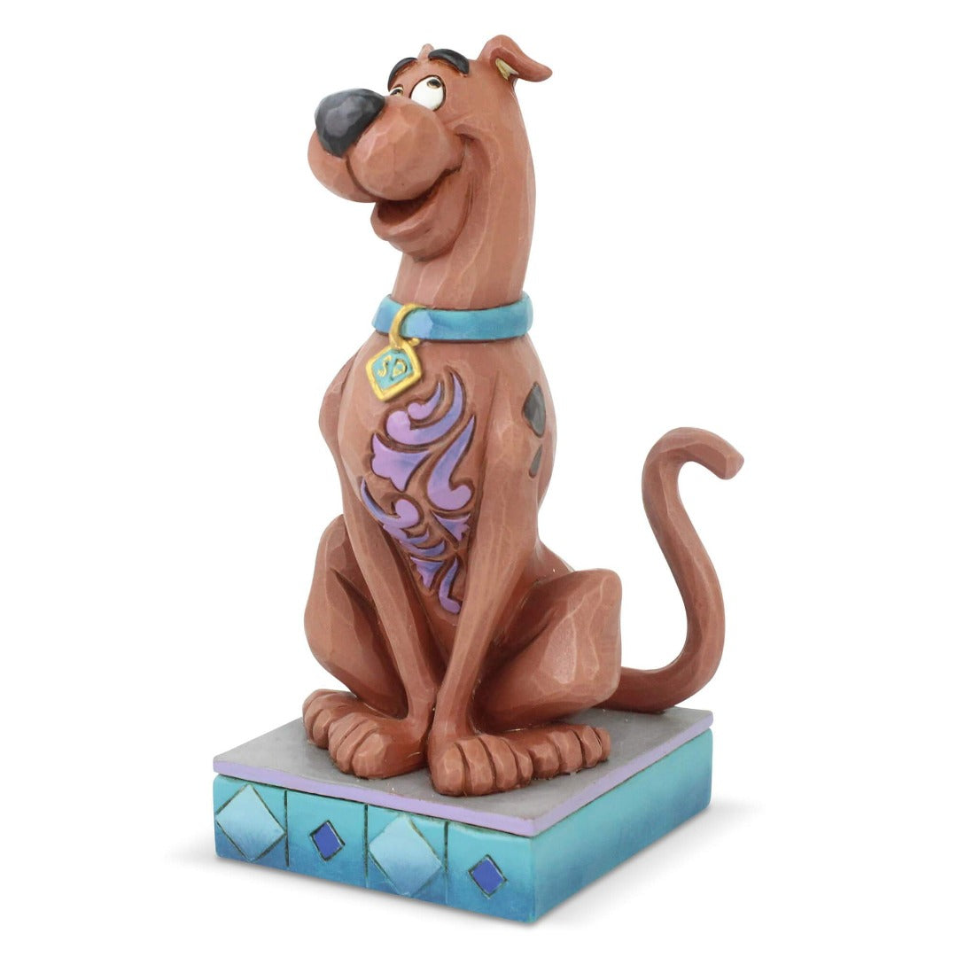 Scooby-Doo Figure by Enesco -Enesco - India - www.superherotoystore.com