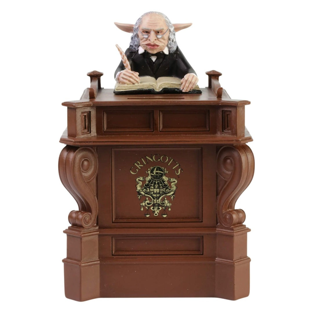 Harry Potter Gringotts Goblin Bank by Enesco -Enesco - India - www.superherotoystore.com
