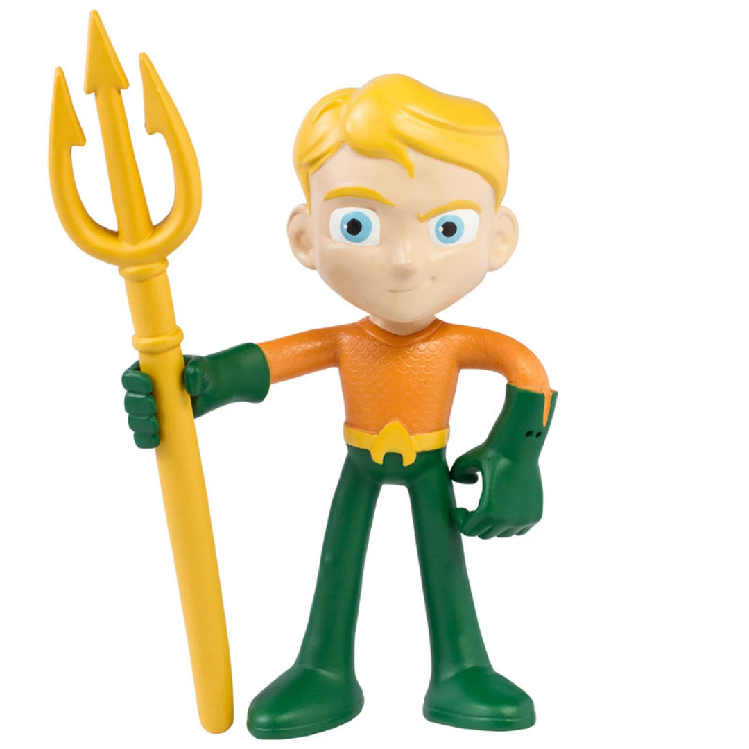 Aquaman Action Bendable Figure by NJ Croce -NJ Croce - India - www.superherotoystore.com