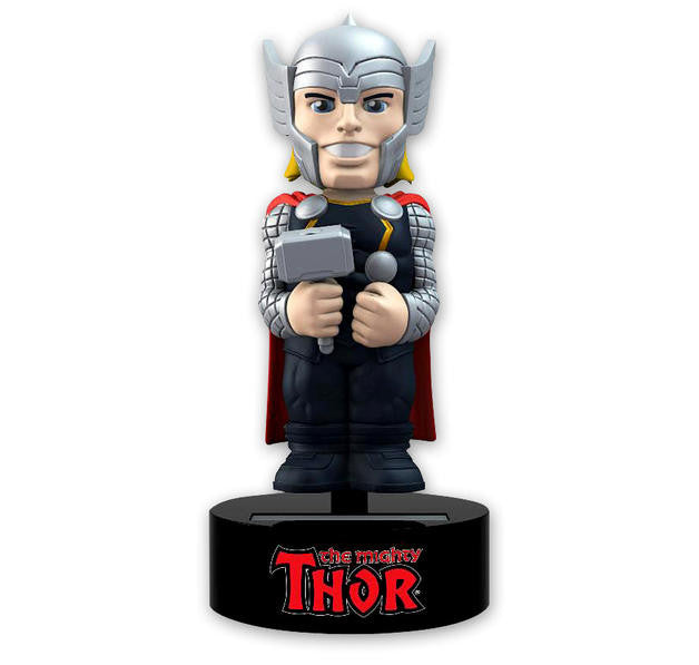 Thor Solar Powered Body Knocker by Neca -NECA - India - www.superherotoystore.com