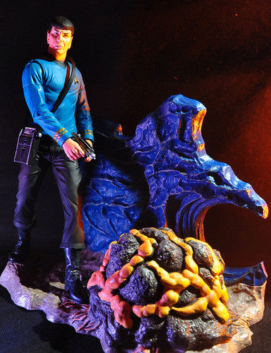 Star Trek Select - Spock Action Figure-Diamond Select toys- www.superherotoystore.com-Action Figure - 1
