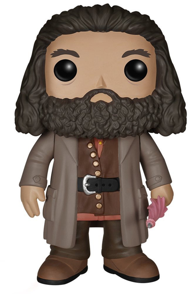 "Harry Potter Rubeus Hagrid 6 "" Bobble Head-Funko- www.superherotoystore.com-Bobble Heads - 1"