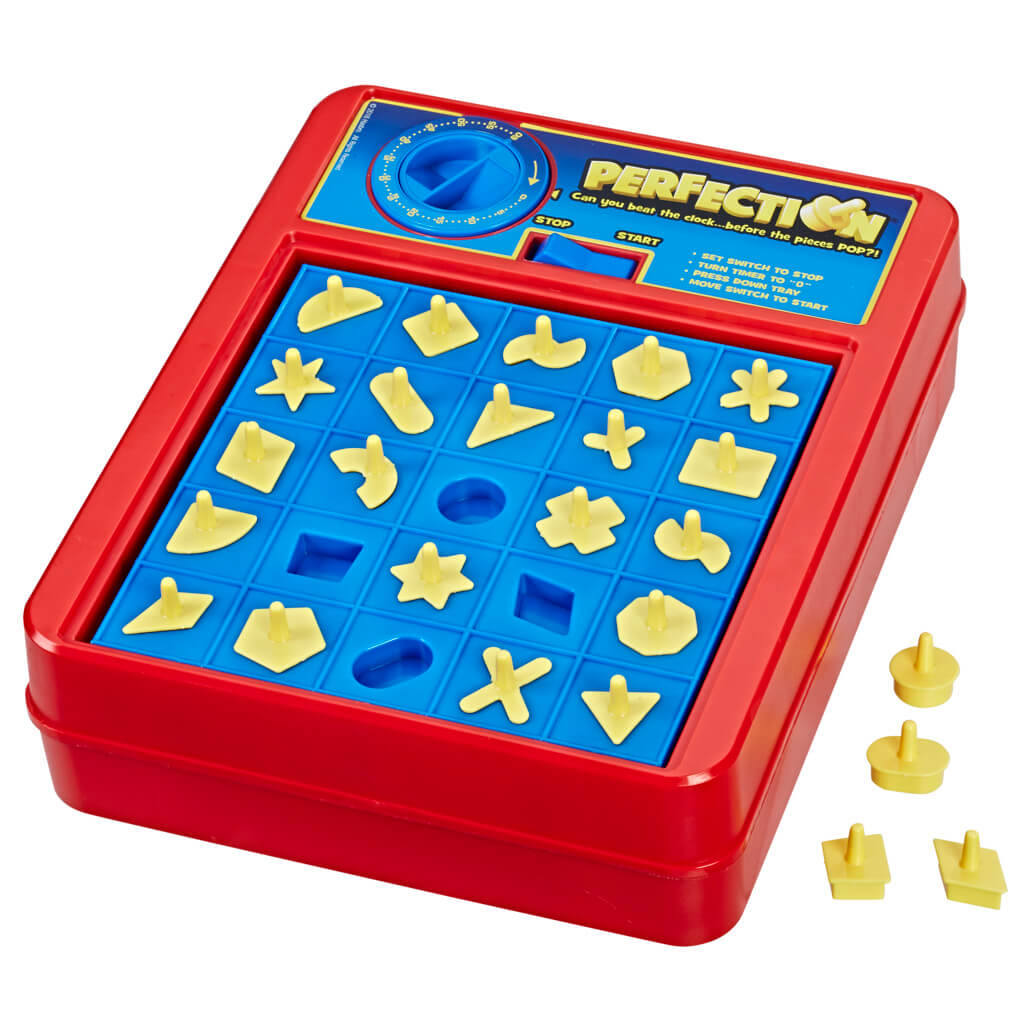 Perfection Board Game by Hasbro -Hasbro - India - www.superherotoystore.com