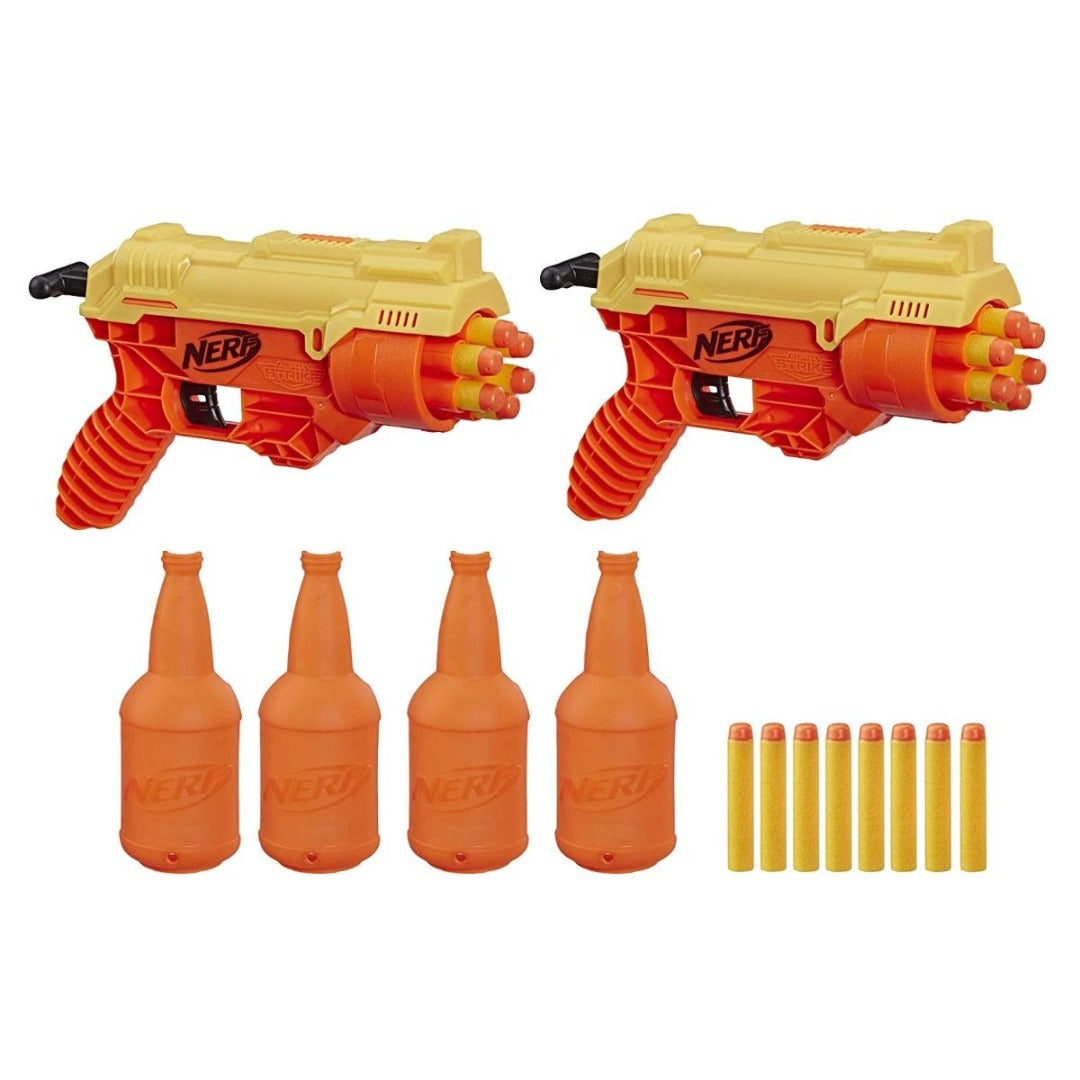 Nerf 26-Piece Cobra RC-6 Dual Targeting Set by Hasbro -Hasbro - India - www.superherotoystore.com