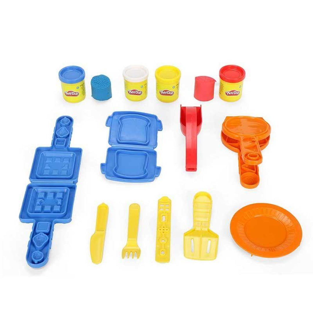 Play Doh Breakfast Buffet Playset by Hasbro -Hasbro - India - www.superherotoystore.com