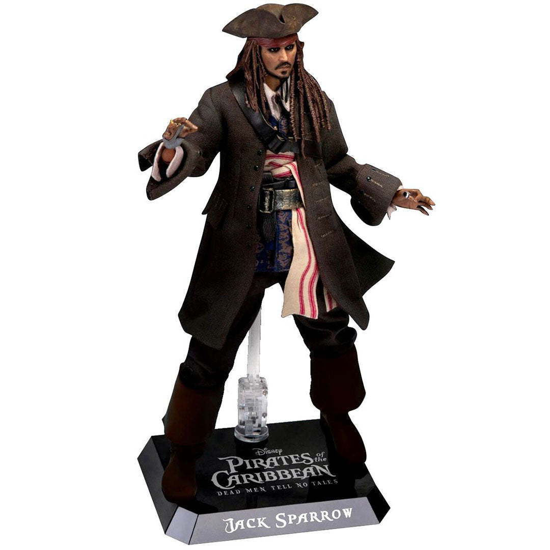 Pirates Of The Caribbean Jack Sparrow Figure by Beast Kingdom
