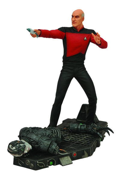 Star Trek Select Captain Picard-Diamond Select toys- www.superherotoystore.com-Action Figure - 1