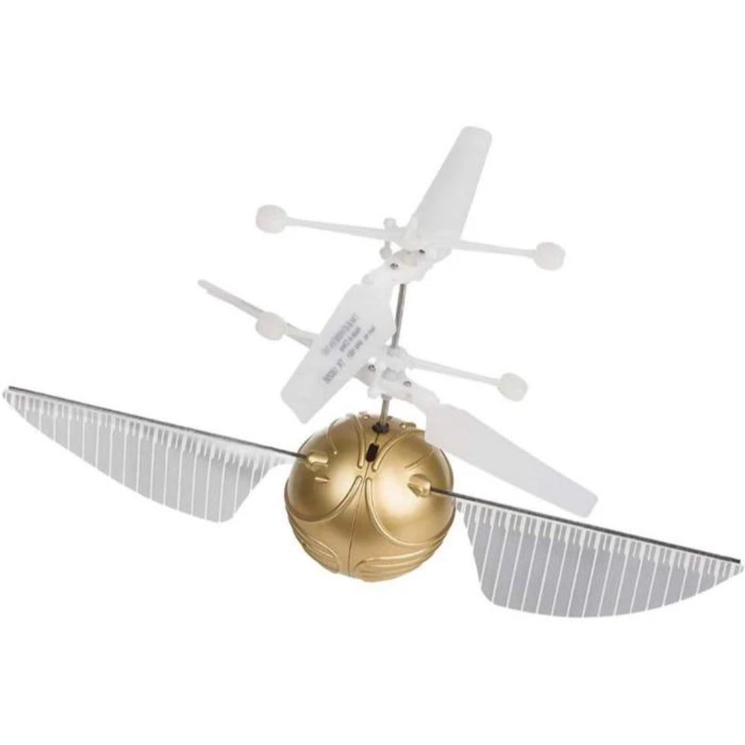 Harry Potter - Golden Flying Snitch Heliball -www.superherotoystore.com - India - www.superherotoystore.com