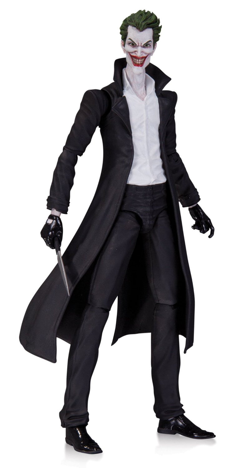DC Comics New 52 The Joker Action Figure-DC Collectibles- www.superherotoystore.com-Action Figure