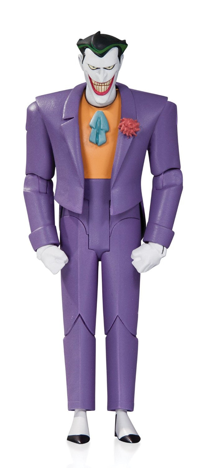 Batman - The Animated Series The Joker by DC Collectibles-DC Collectibles- www.superherotoystore.com-Action Figure - 1