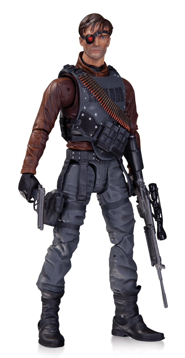Arrow - Deadshot-DC Collectibles- www.superherotoystore.com-Action Figure