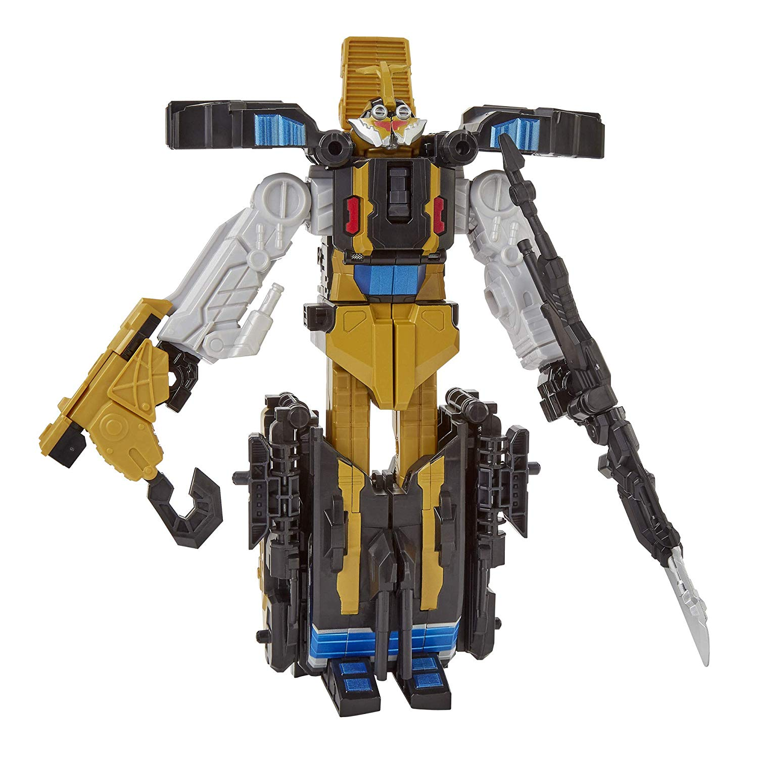 Power Ranger Gold Zord Vehicle by Hasbro -Hasbro - India - www.superherotoystore.com