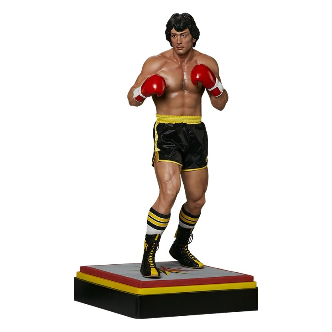 Rocky 2 1/3rd Scale Rocky Statue by PCS -PCS Studios - India - www.superherotoystore.com