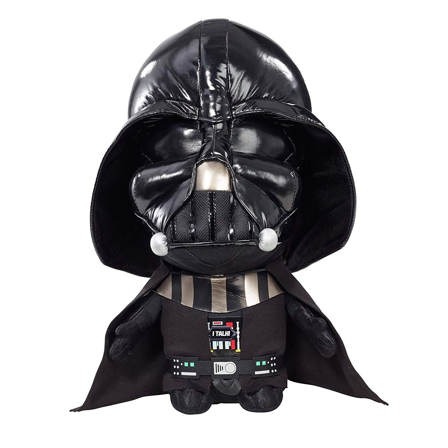 Star Wars Talking Darth Vader Plush by Underground Toys -Underground Toys - India - www.superherotoystore.com