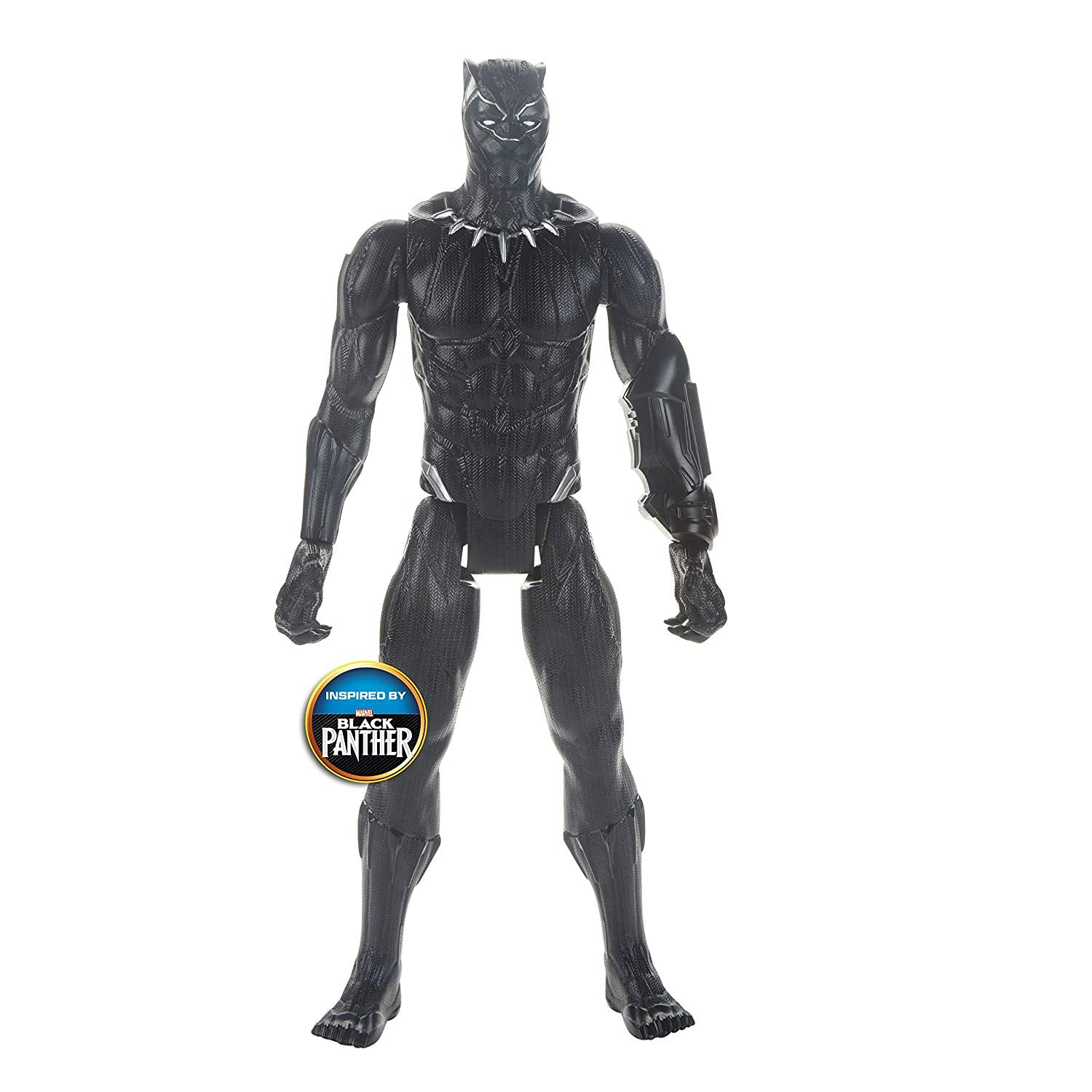 Avengers EndGame Black Panther 12-Inch Figure by Hasbro -Hasbro - India - www.superherotoystore.com