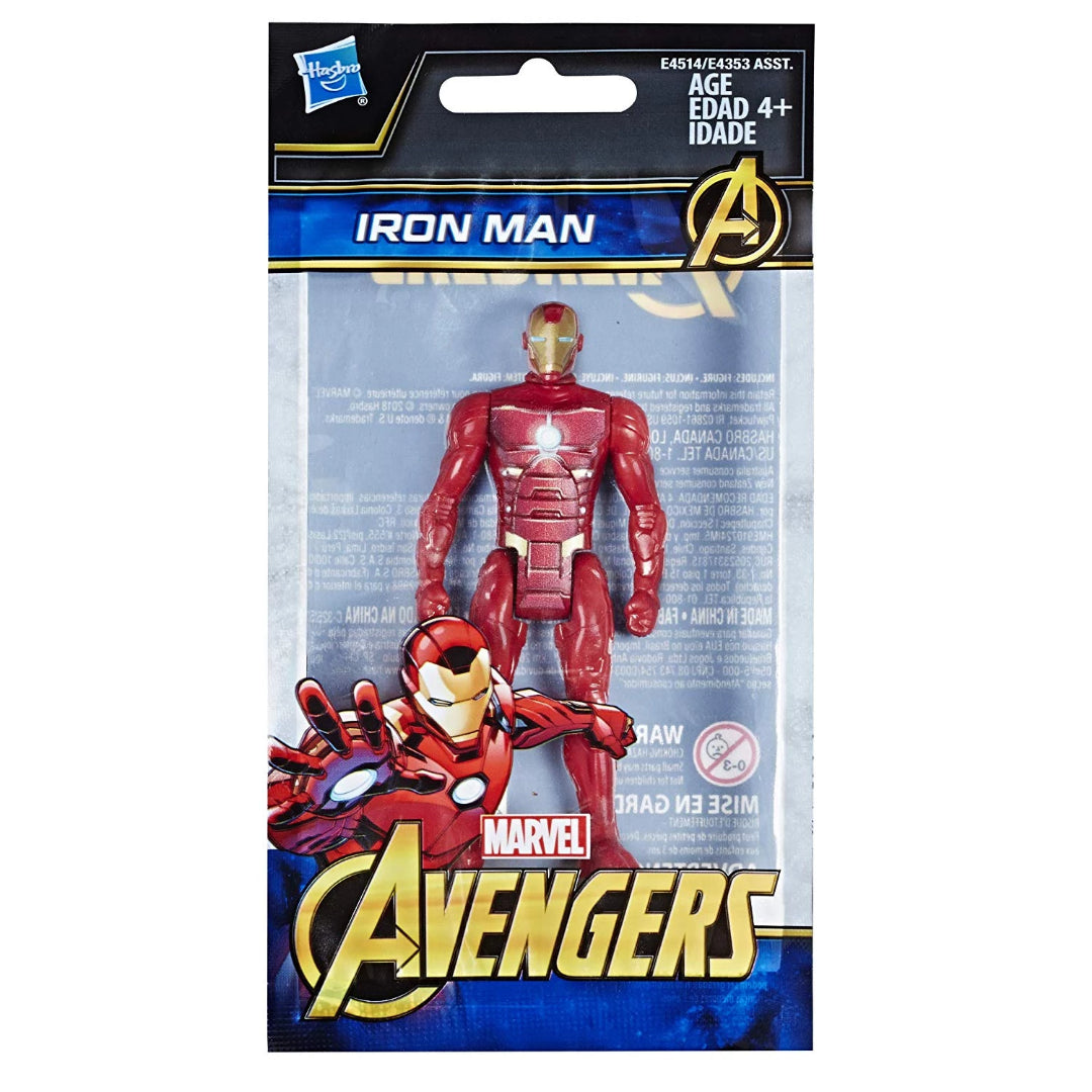 Marvel Avengers Iron Man 3.75-Inch Figure by Hasbro