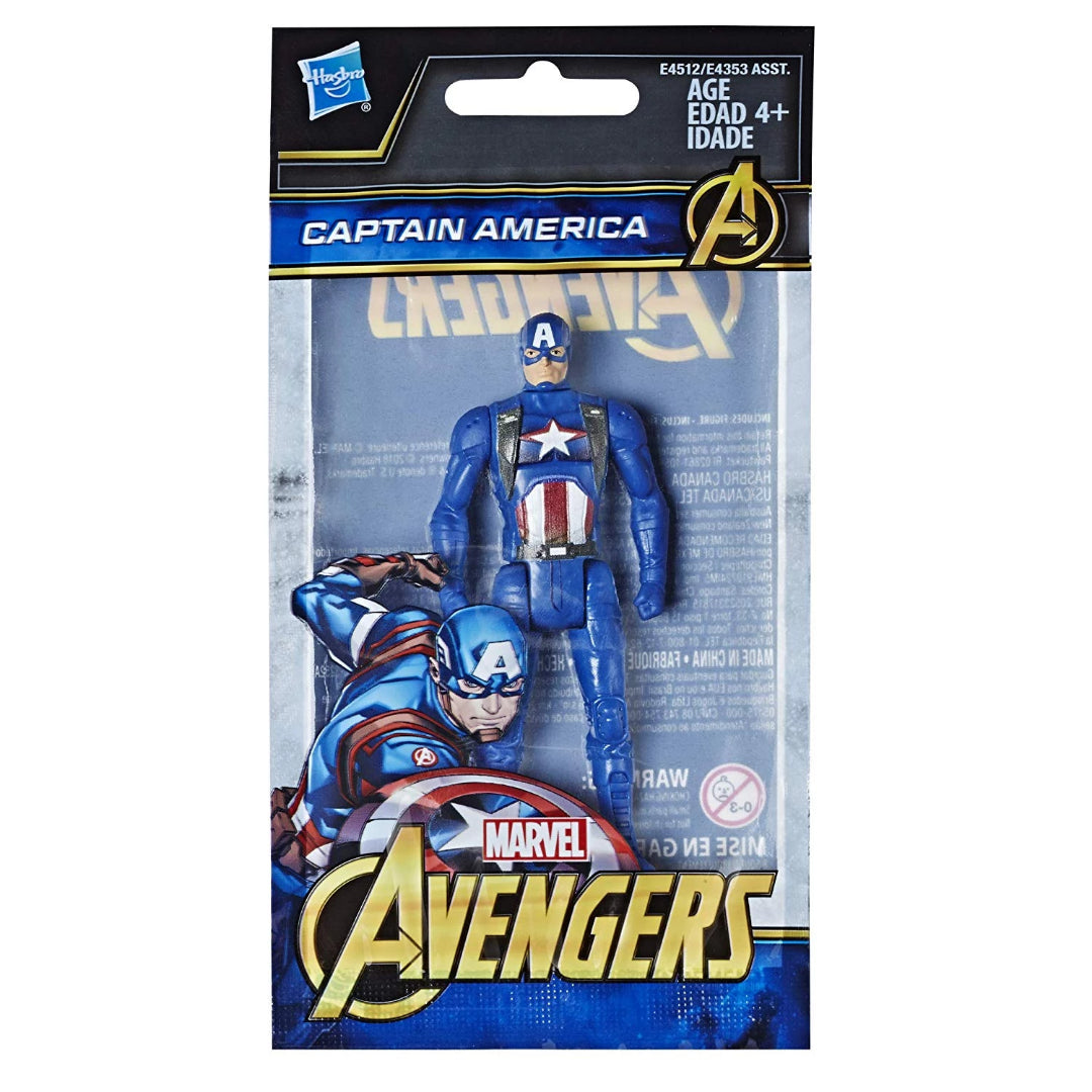Marvel Avengers Captain America 3.75-Inch Figure by Hasbro