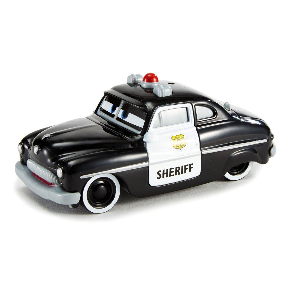 Disney Cars 3: Sheriff 5.0-inch Car by Mattel