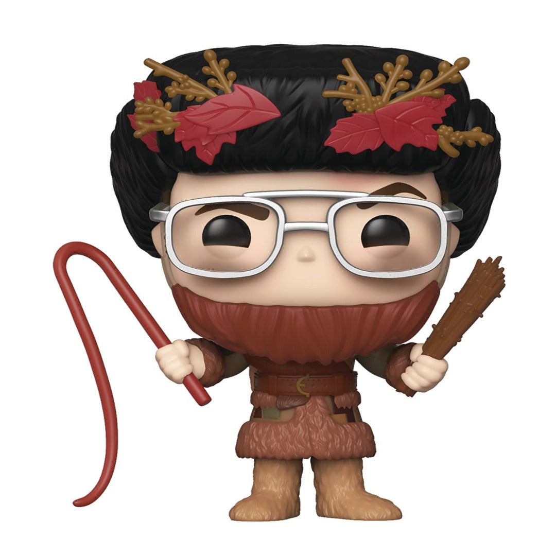 The Office Dwight as Belsnickel Pop! Vinyl Figure by Funko -Funko - India - www.superherotoystore.com