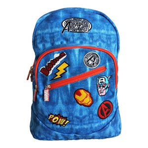 Avengers Canvas Backpack