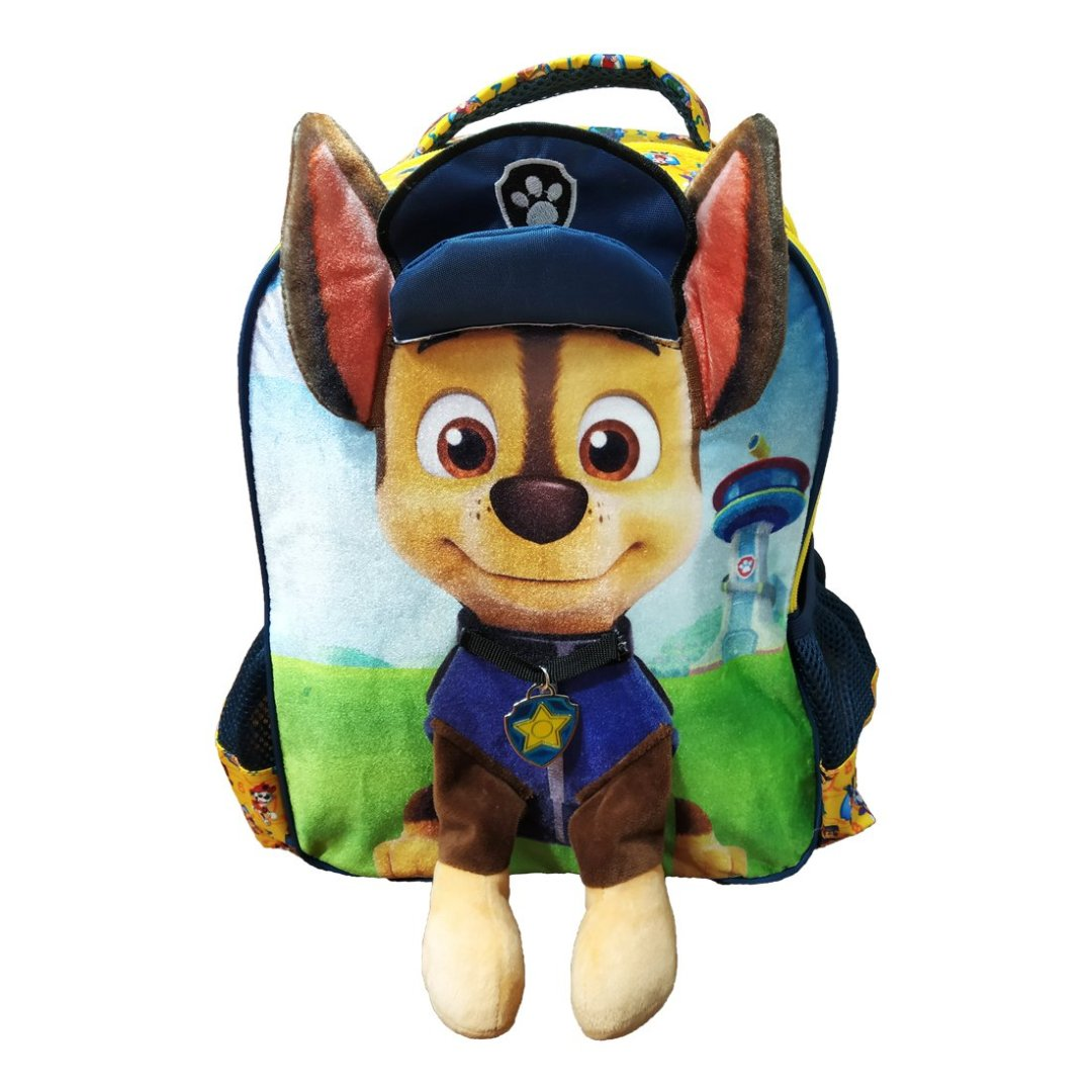 Chase 3D Backpack -My Baby Excels - India - www.superherotoystore.com