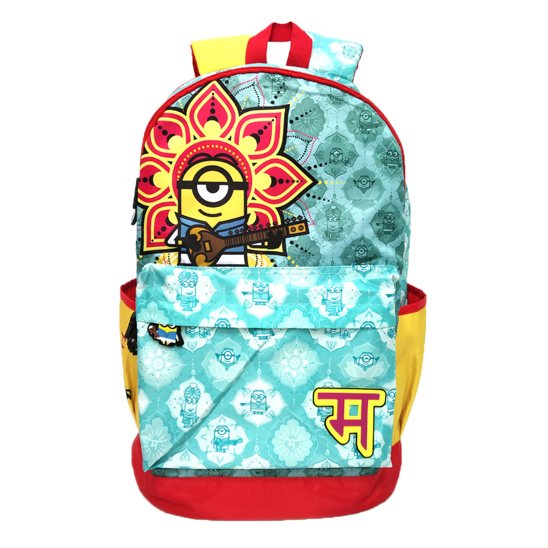 Minions Masala Backpack -My Baby Excels - India - www.superherotoystore.com